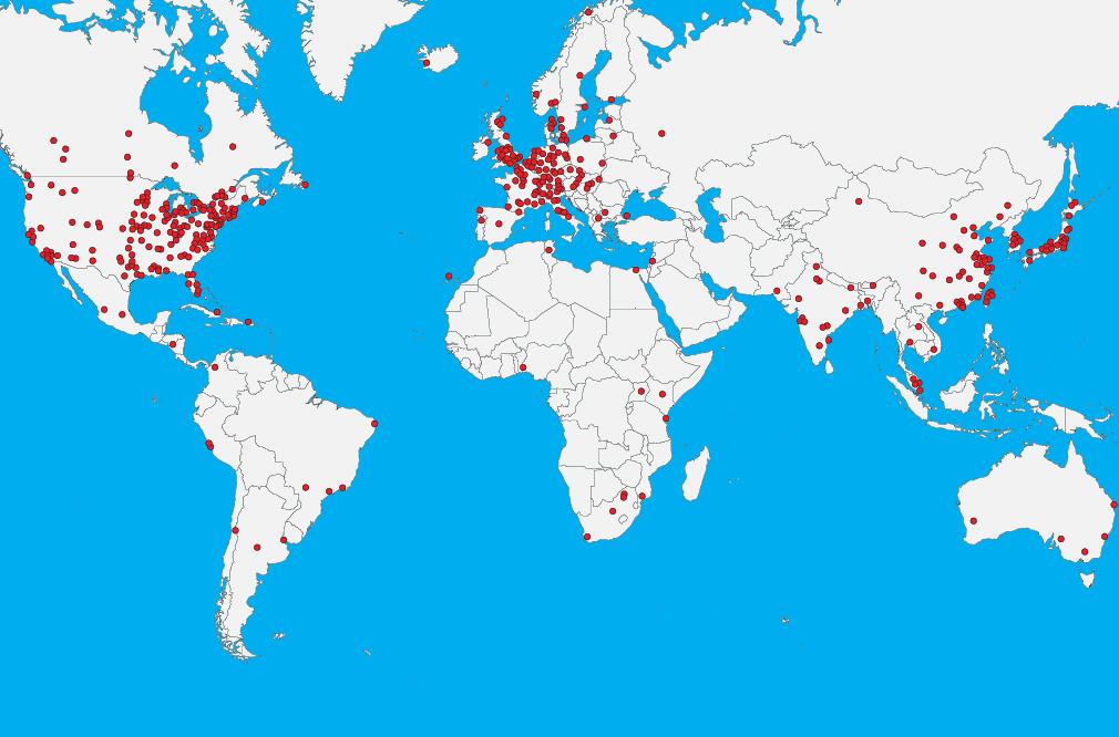 immunospot analyzers worldwide